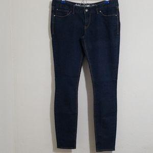 Jean legging slim fit low rise